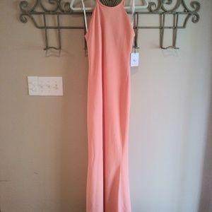 Calvin Klein Long Dress/prom